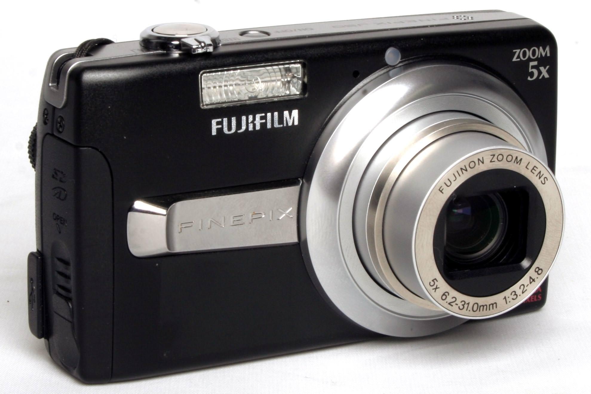 Fujifilm FinePix J50