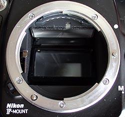 Metal Lens Mount