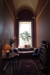 An interior shot