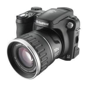 Fujifilm FinePix S5600 Zoom introduced