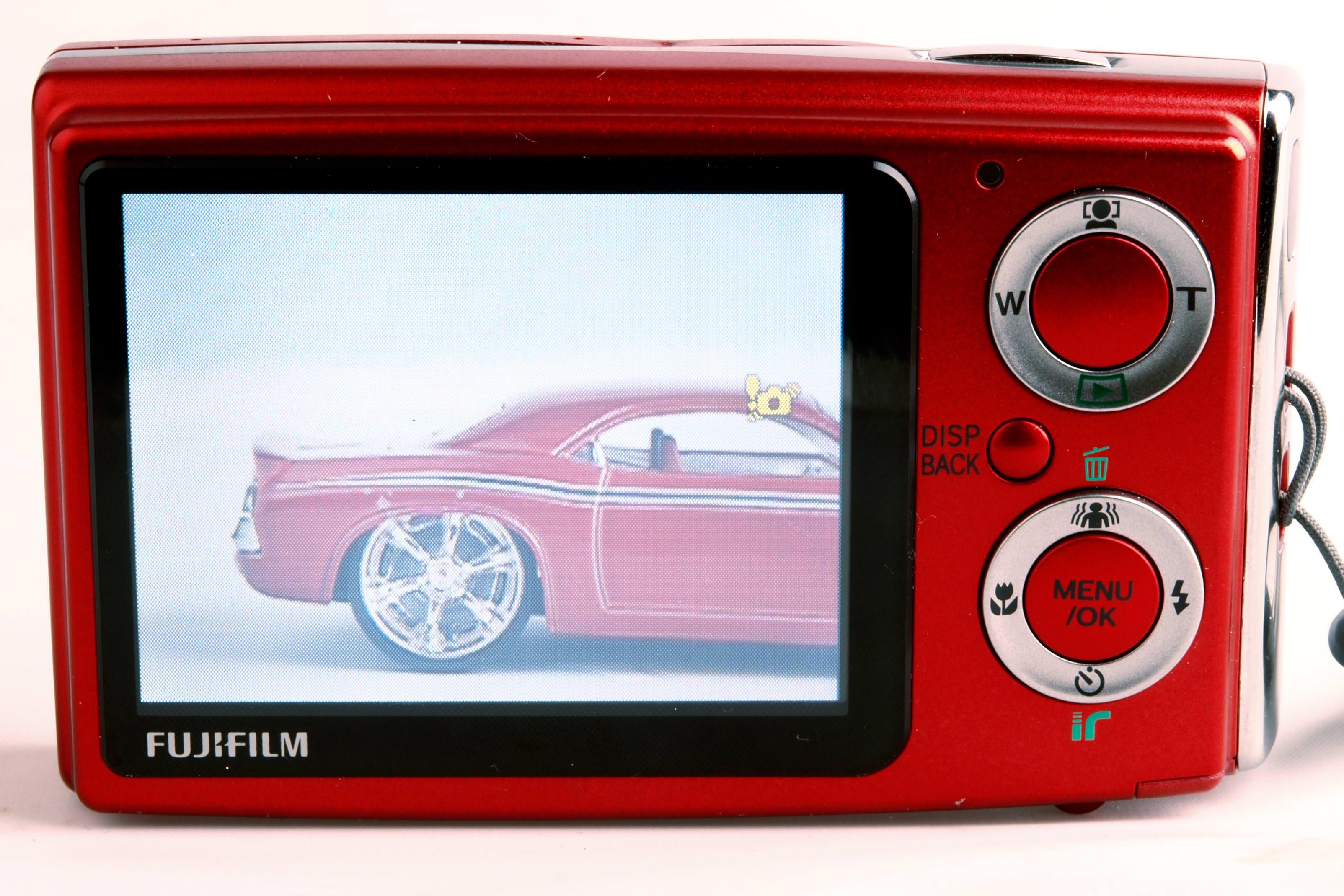 Fujifilm FinePix Z10FD Camera Drivers for Windows XP