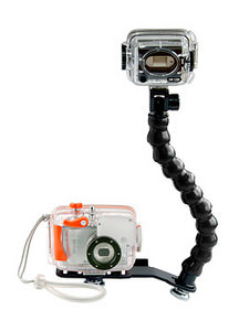 Fujifilm FinePix cameras and underwater housings