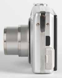 Fujifilm F40 fd side view