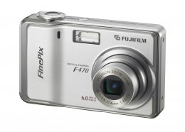 Fujifilm Finepix F470 announced