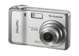 Fujifilm Finepix F470 announced