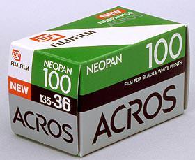Neopan 100 ACROS