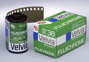 Fujifilm Velvia 50 returns!