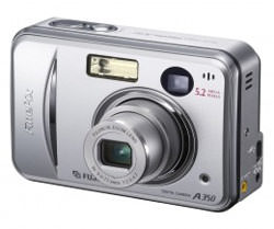 Fujifilm FinePix A350 Zoom camera