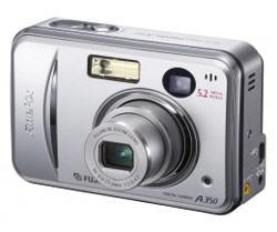 Fujifilm FinePix A350 Zoom camera