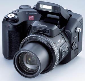 Fujifilm FinePix S602 Pro