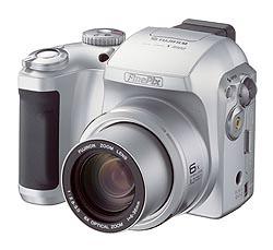Fujifilm introduce FinePix S3000 Zoom