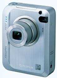 Fujifilm launch FinePix F610 - first compact to offer 6 million  pixels