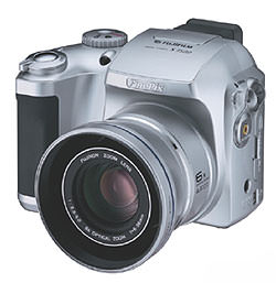 Fujifilm launch FinePix S3500, a four megapixel successor to popular FinePix S3000 Zoom