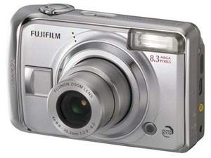 Fujifilm FinePix A820 announced