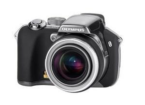 Olympus - SP-550 UZ up close camera