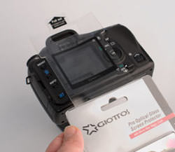 Giottos Aegis LCD Protection Screen