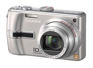 Panasonic Lumix - DMC-TZ2 and DMC-TZ3 launched