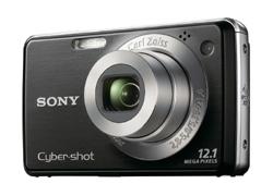 Sony Cyber-shot W210