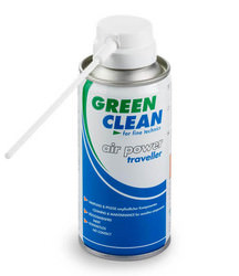 Green-Clean Optic Cleaning System