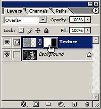 Grunge style layer tutorial