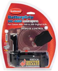 Hahnel HC-40D Battery Grip