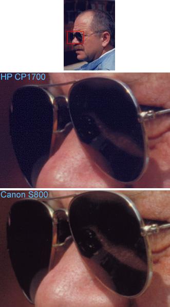 HP Colour Inkjet CP1700 inkjet printer