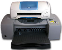 HP Colour Inkjet CP1700 inkjet printer