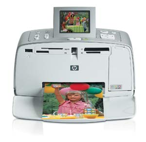 HP Photosmart 385 Colour Photo Printer launched