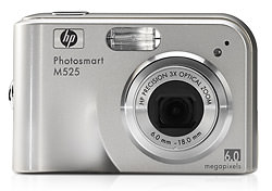 HP Photosmart M527, M525 and M425 announced