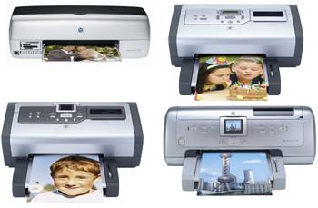 HP introduce Photosmart 7960, 7760 and 7260 printers