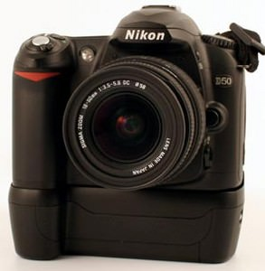 Hahnel announce battery grip for Nikon Digital SLR