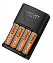 Camlink Delta Battery Charger