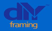 DIY Framing logo