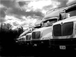 Grocery trucks