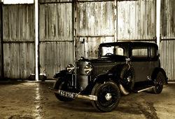 1933 Vauxhall by Ben Lowden