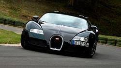 Bugatti Veyron By Ben Lowden