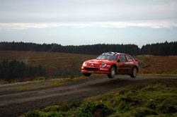 Xsara Jump by Ben Lowden
