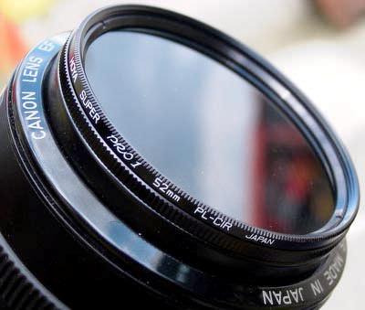 Hoya Super Pro1 Circular polarising