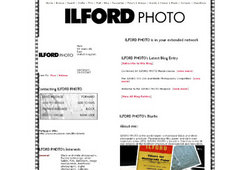 Ilford Photo MySpace
