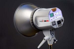 Interfit EXD200 studio lighting