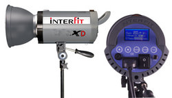 Interfit Stellar XD flash heads