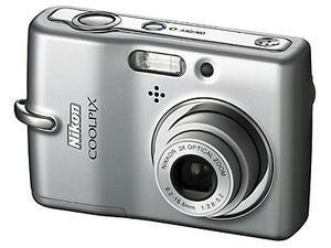 Nikon CoolPix L10 and L11 - cheap digital cameras launched