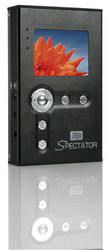 Jobo Spectator portable storage with colour screen