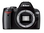 Nikon D40X Digital SLR