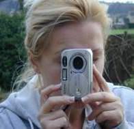 upright camera