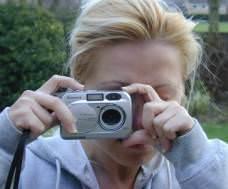 straight camera