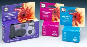 Kesko choose Ferrania to extend their photographic range