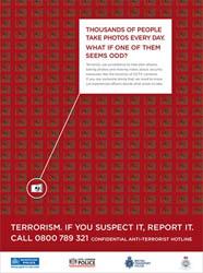 Anti-Terrorism poster