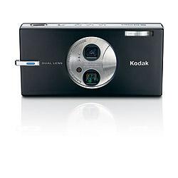 Kodak Easyshare V570, dual lens camera unveiled