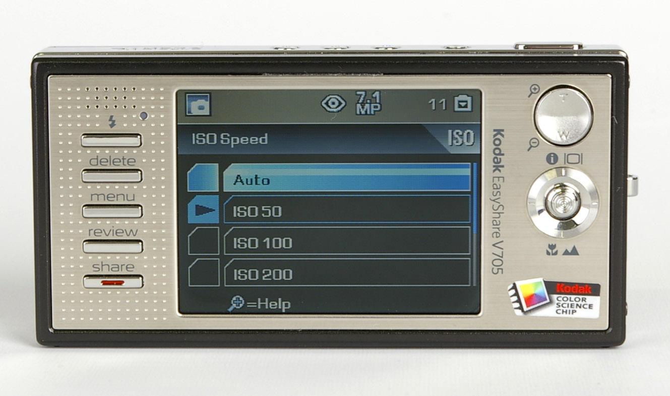 KODAK EASYSHARE V705 DRIVER FOR WINDOWS MAC